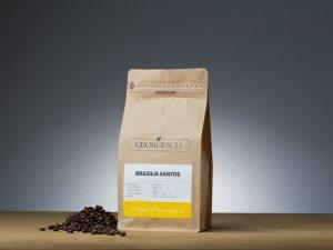 Cafea artizanala Brazilia Santos